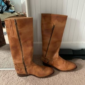 Matisse leather tall boots
